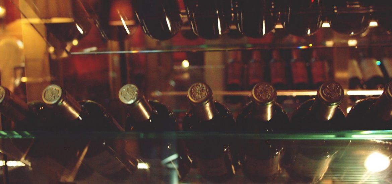 Le cantine per il vino