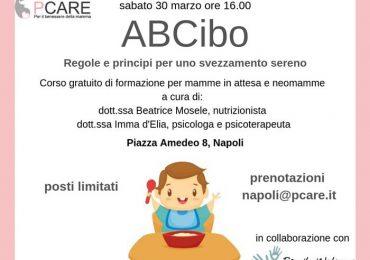 Ab Cibo: il corso gratuito sullo svezzamento approda da PCare Napoli