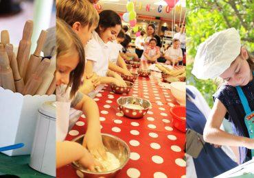 La festa di compleanno per bambini a Roma più gettonata si ispira a MasterChef